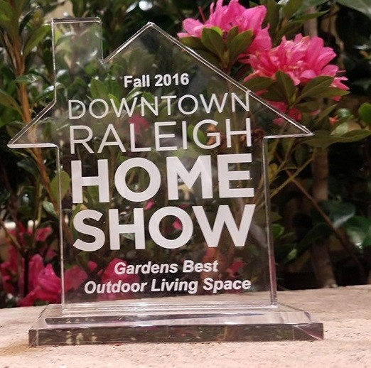 Best Outdoor Living Space 2016