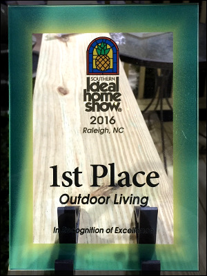Southern Ideal Home Show Award