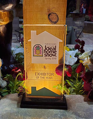 Best in Show Award 2017 Raleigh Home Show