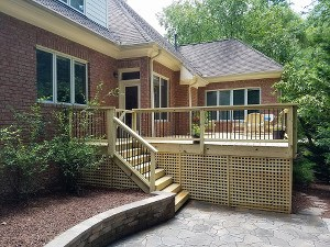 Image of a Deck in Raleigh NC