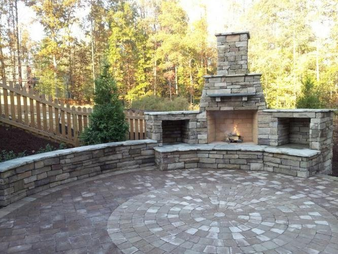 Fire Pit Raleigh NC; Outdoor Fire Pit Raleigh NC; Outdoor Kitchen Design  Raleigh NC Part 22